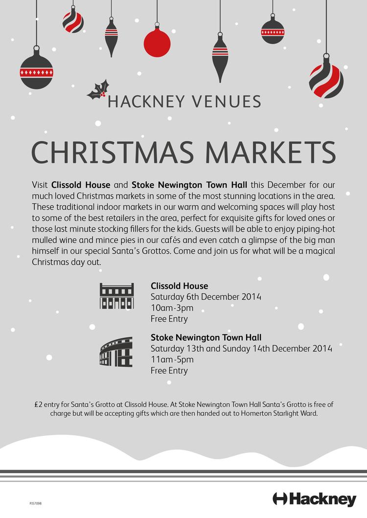 N16 Christmas Markets